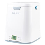 SoClean CPAP Cleaner and Sanitizer - The world's first automated CPAP cleaner a