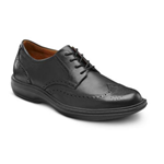 Wing - You cannot go wrong with our classic wing-tips. Lightweight o