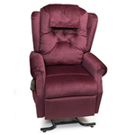 Traditional PR-747, Williamsburg - Wrap yourself in comfort with the Williamsburg, a lift/recliner