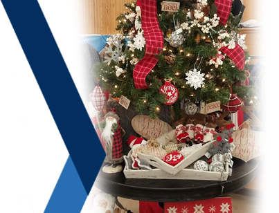 From Christmas tree ornaments and ribbon to holiday signs and decorations, Homecare Pharmacy has everything you need to prepare your home for the holidays.