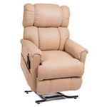 Golden Technologies PR404 Imperial Lift Chair - The Imperial with the industry's only articulating he