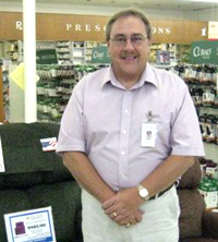 Joe McNamara, Director of DME, Co-Owner